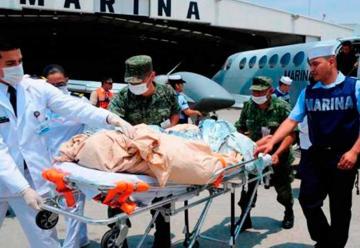 Muere segundo bombero hondureño que recibía asistencia en México