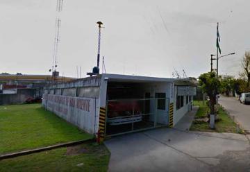 Un rayo quemó los equipos de comunicaciones de bomberos