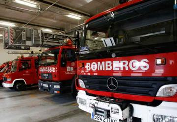 Gobierno de Navarra crea 15 plazas de conductor auxiliar de Bombero