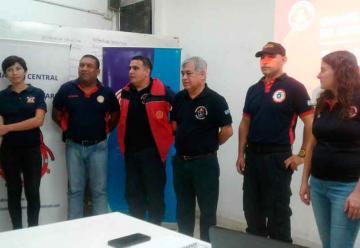 Bomberos voluntarios se capacitaron en el sistema RUBA