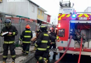 Bomberos de Curicó protegerá a sus voluntarios con seguro de vida