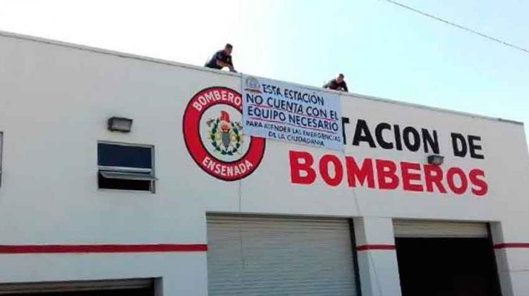 Falta de equipo limita labor de Bomberos en 2 estaciones.
