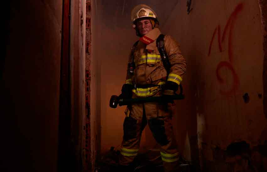 RASA lanza su nueva generación de trajes de protección para bomberos