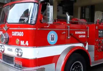 Se complica la situación que vive bomberos voluntarios de Cartago