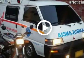 Bomberos denuncian que fueron golpeados por personal de una ambulancia
