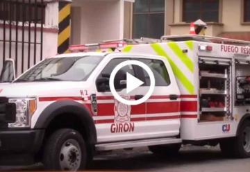 Bomberos ponen al servicio unidad equipada para rescates