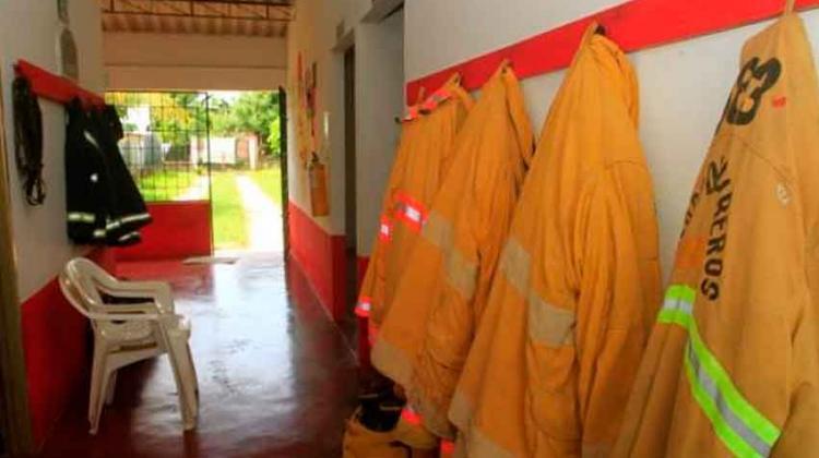Bomberos de Marialabaja entrarían en paro por falta de recursos