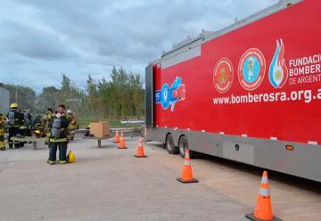 El CEMEC capacitará a Bomberos de Santa Fe
