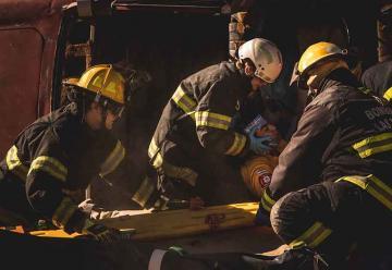 Bomberos Voluntarios se declaran en estado de Alerta