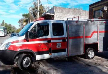 Unidad de rescate para Bomberos Voluntarios de Saavedra