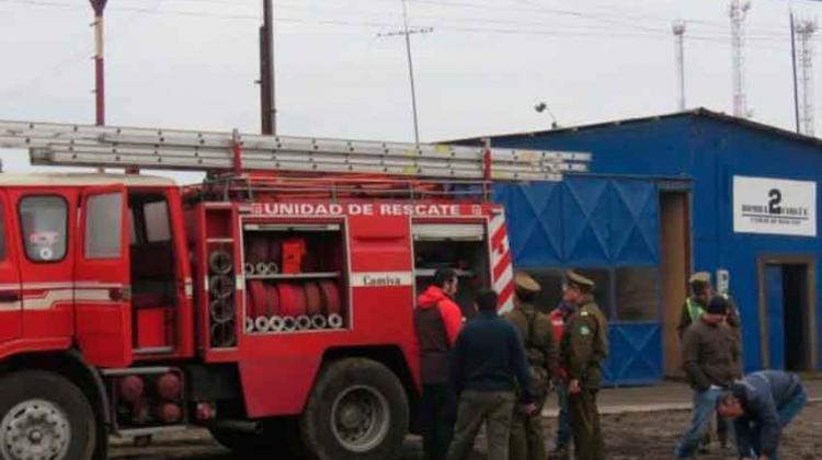 Roban a Bomberos de Negrete los equipos para rescates