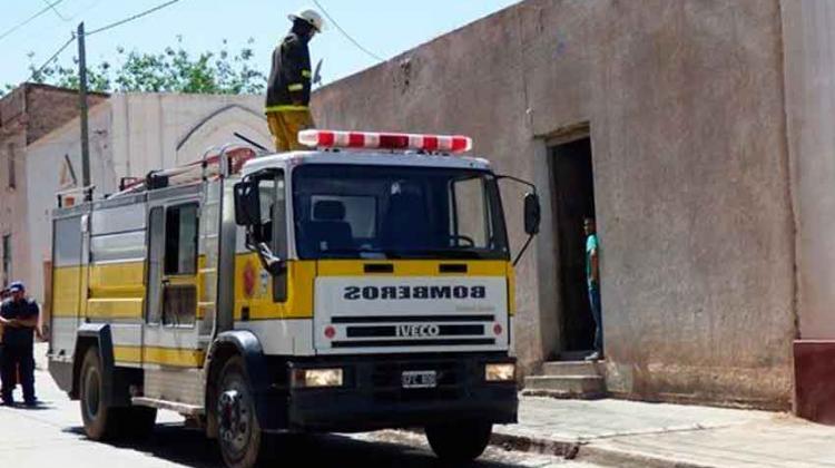 Bomberos de Andalgalá no cuentan con fondos para pagar la luz