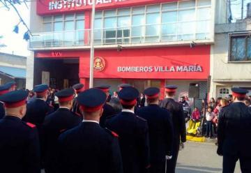 Bomberos Voluntarios tendrá un destacamento en el Parque Industrial