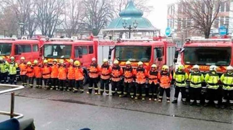 Bomberos de 5 comunas recibieron carros de rescate