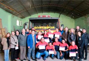 Subsidio para Bomberos Voluntarios de Bowen