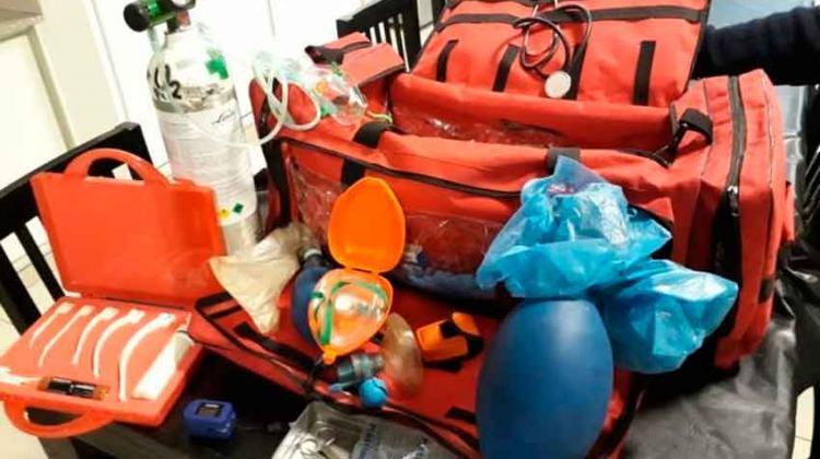 Bomberos Voluntarios de Puerto Madryn fueron víctimas de un robo