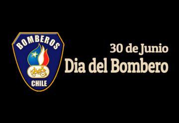 Día del Bombero en Chile