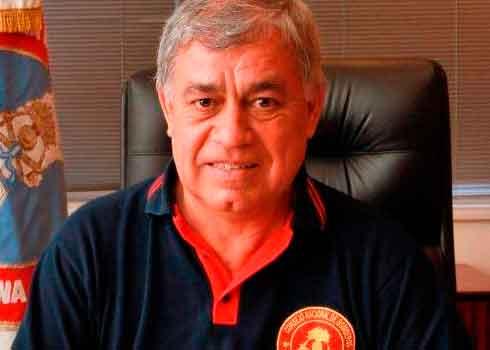 """Carlos Alfonso: """"Los bomberos no somos un gasto público"""""""