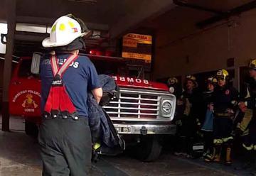 Bomberos Voluntarios de Lobos adquirió de unas 30 balizas