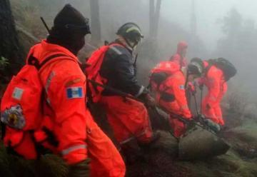 Cancelan búsqueda de dos bomberos desaparecidos
