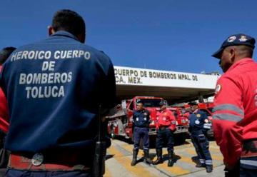 Piden crear ley para bomberos en Mexico