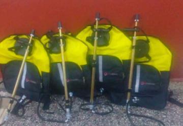 Bomberos de San Cristóbal adquirió nuevo material
