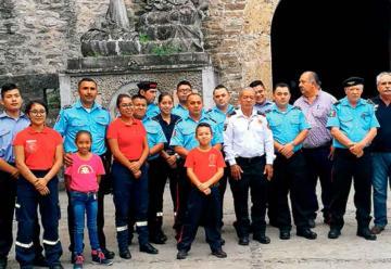 Bomberos recolectaron 36 mil pesos para reparar unidades