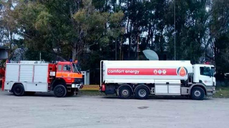 Nuevas unidades para Bomberos de Concepción del Uruguay
