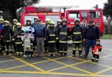 Aprueban seguro de vida para bomberos en Los Lagos