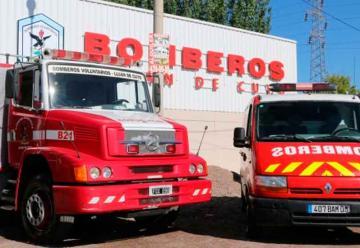 Bomberos Voluntarios de Luján festejan 50 años