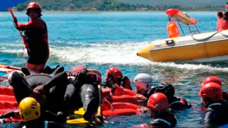 Jornadas Internacionales de Rescate Acuático