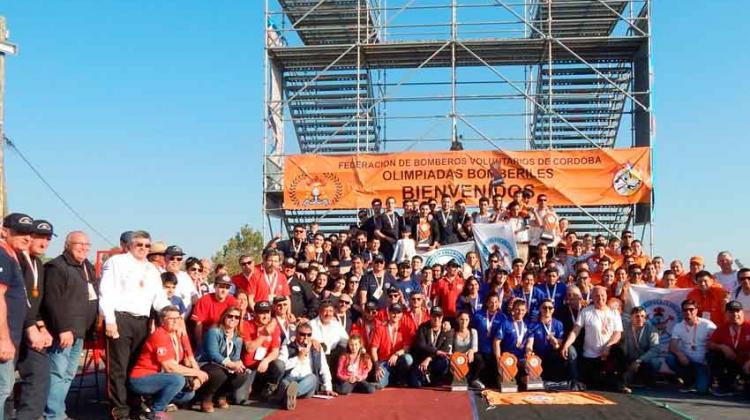 IV Olimpíadas Provinciales Bomberiles FBVPC