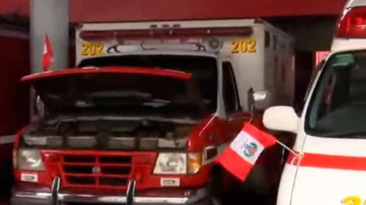 Bomberos denuncian que no tienen combustible