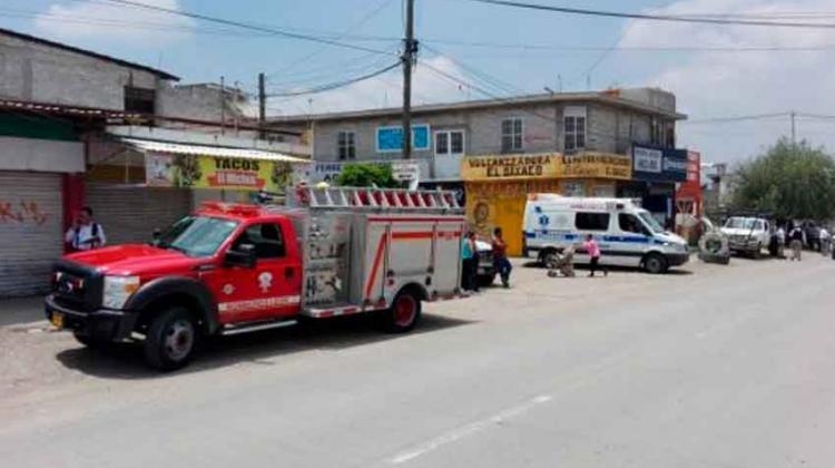 Niñas fueron atropelladas por una motobomba de Bomberos