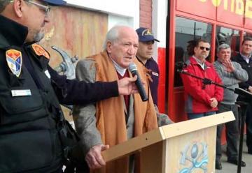 Bomberos Voluntarios de San Pedro festejó su 59° aniversario