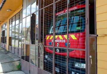 Inaugurarán cuartel de bomberos en Quellón