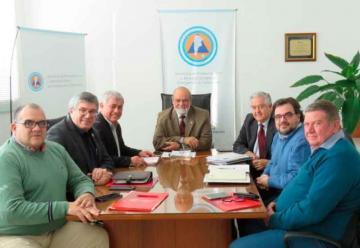 Se conformó Mesa de Trabajo entre el Ministerio de Seguridad y Bomberos