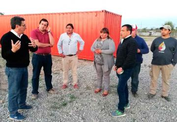 En Orán se construye un centro de entrenamiento para bomberos