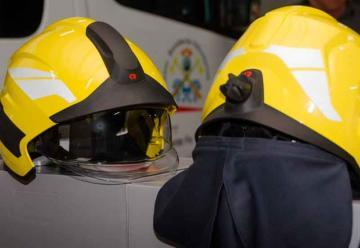 Bomberos recibió equipamiento para reforzar el cuartel