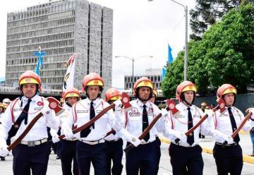 Bomberos Municipales celebran 63 aniversario