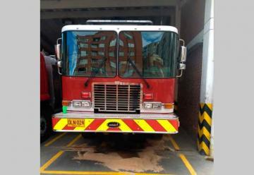 Carros nuevos de bomberos no duraron ni dos meses
