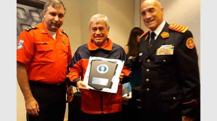 Carlos Alfonso fue elegido Vicepresidente de OBA