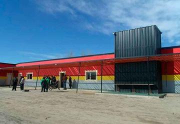 Nuevo Centro de Capacitaciones para Bomberos