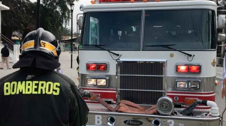 Bomberos cuenta con carro que participó en emergencia de las Torres Gemelas