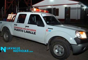 Nueva Unidad Móvil para Bomberos de Lavalle