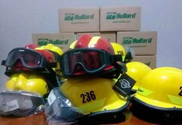 Bomberos Voluntarios de Del Valle adquirió más equipamiento