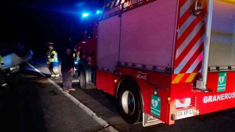Dejaron sin efecto el parte de Carabineros a bomberos
