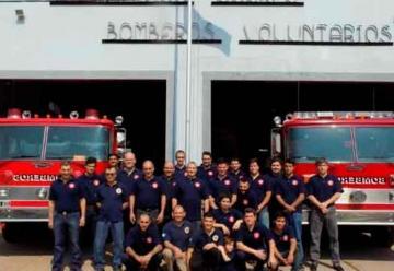 Bomberos Voluntarios cumplió 30 años