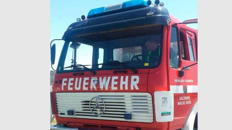 Bomberos Voluntarios Merlo tiene nuevo Camión