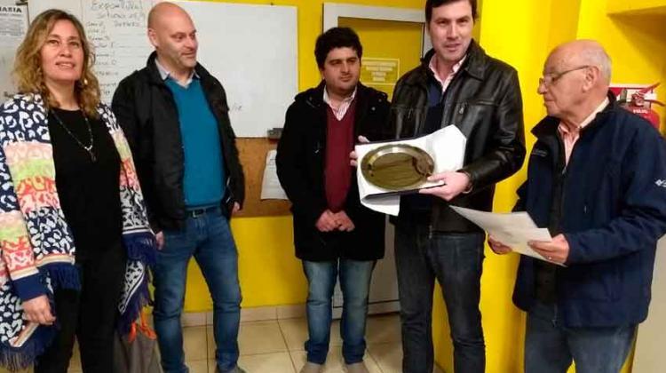 Bomberos Voluntarios de Chacabuco cumplió 38 años